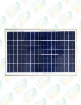 40 W 12V Polikristal Güneş Paneli