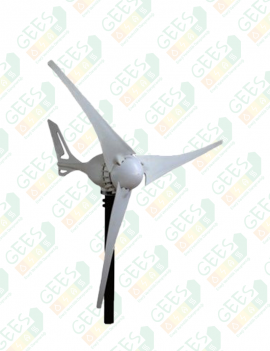 400W 12V-24V Rüzgar Türbini